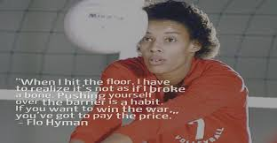 Hit The Floor Quotes - volleyball quotes by the greatest players coaches