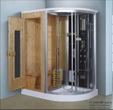 Outdoor Steam Rooms - outdoor sauna steam room sauna and steam combined room for home