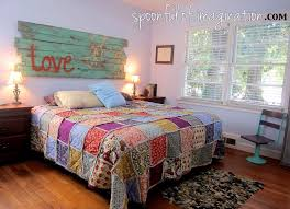 diy king size rag quilt repost spoonful of imagination