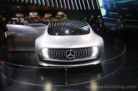 mercedes f 015 luxury in motion concept at 2015 naias