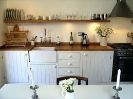 Distressed Table Rustic White Kitchen U2013 Subscribed Me