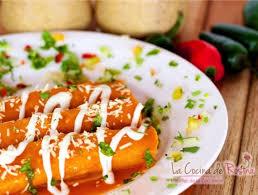imagenes enchiladas rojas receta enchiladas rojas de requesón cyc