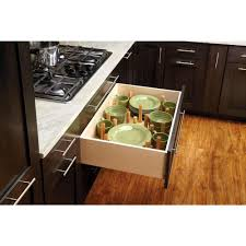 Drawer Inserts For Kitchen Cabinets by Revashelf 662 In H X In W X In D Small Cabinet Drawer Peg System