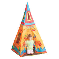 amazon com pacific play tents kids santé fe giant teepee tent