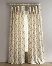 Pattern Drapes Curtains Window Treatments Elysian Curtains Neiman Moroccan