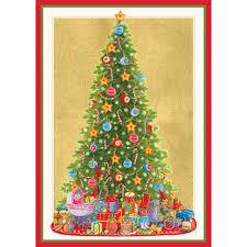 boxed christmas cards scandinavianshoppe caspari boxed christmas cards santa s
