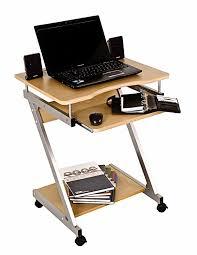 Laptops Desks Home Computer Desk Keyboard Shelf Shelves Furniture Wood Small Pc