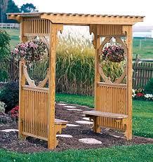 garden arbor plans garden arbors and trellises how to build a simple garden arbor