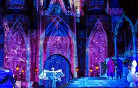 Frozen Christmas Decorations Magic Kingdom Frozen Holiday Wish Strategy Christmas Decorations