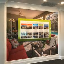 Display Homes Interior by Wall Displays Wall Graphics Onsight Inc