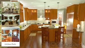 custom lake home sample plan by chief architect fine homebuilding