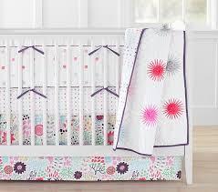Pottery Barn Madras Crib Bedding by Margherita Missoni For Pottery Barn Kids Pom Pom Daisy Baby