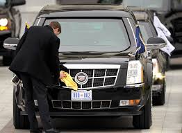 Vanity Plates Washington Small Change In License Plate On Limo Speaks Volumes To D C