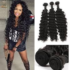 vip hair extensions vip beauty wave hair 3 bundles 7a