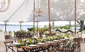 rent a tent for a wedding wedding tent maryland tent rental eastern shore md dc de