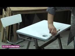customiser un bureau en bois relooking de meuble le bureau d ecolier atelier b