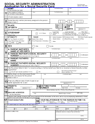 ss 5fs social security form social security has new online option