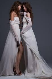 Designer Wedding Dresses Vera Wang Vera Wang Bridal Fall 2017 Collection Vogue