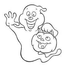 coloring pictures ghosts 02 diy crafts