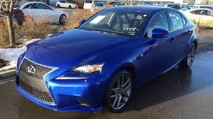 autonation lexus miami new blue on black 2015 lexus is 350 4dr sdn awd f sport series 2