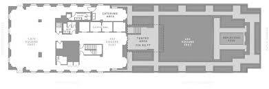 Manhattan Plaza Apartments Floor Plans 620 Loft U0026 Garden Rainbow Room
