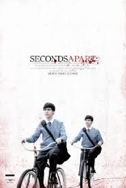 Seconds Apart affiche