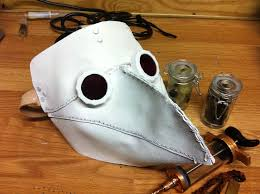 leather plague doctor mask how to make a leather plague doctor mask 17 steps with pictures