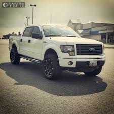 33 inch tires with no wheel offset 2014 ford f 150 aggressive 1 outside fender leveling