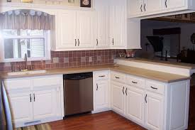 Kitchen Cabinet Vinyl White Vinyl Kitchen Cabinet Doors Kitchen