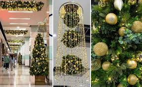 contemporary commercial outdoor decorations