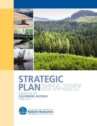 Wetland Resources Of Washington State by Dnr Strategic Plan 2014 17 By Washington State Department Of