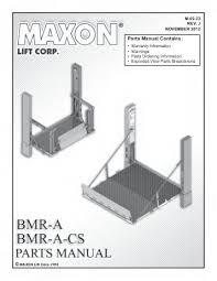 maintenance manual rc 2b rc 3b rc 4b rc 5b rc maxon