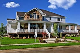 house wrap around porch house plans with wrap around porches and walk out basement