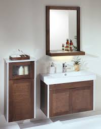 Bathroom Vanity Units Without Sink Outstanding Old Fashioned Bathroom Vanity Units With Stained Oak