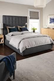 Bedroom Ideas With Gray Headboard 68 Best Modern Beds Images On Pinterest Modern Beds Bedroom Bed