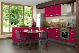 mur cuisine framboise mur cuisine framboise decoration cuisine framboise deco cuisine