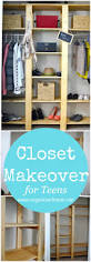diy teen closet makeover the organized mom