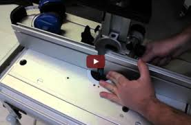 how to use a router table learn how to cut a rabbet using a router table