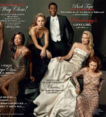 New Vanity Fair Cover Vanity Fair Hollywood Issue Roberts Ejiofor Elba And Clooney On