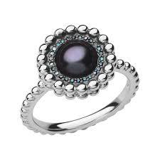 rings london images Effervescence sterling silver blue diamond pearl ring links jpg