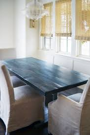 dining tables distressed dining table diy rustic grey dining