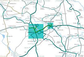 map uk harrogate services in york maps