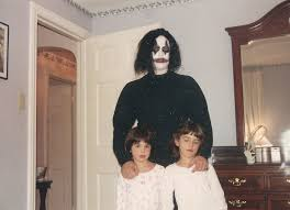 a brief history of my dad u0027s terrifying halloween costumes