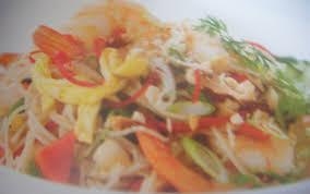 recettes de cuisine indon駸ienne balinaise recette salade indonésienne au crevettes 750g