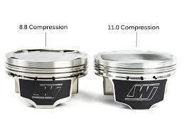 nissan 350z vs g35 wiseco vq35 forged pistons z1 motorsports