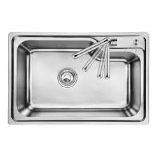Black Single Bowl Kitchen Sink by Single Bowl Kitchen Sink And Faucet Stainless Steel 298 99