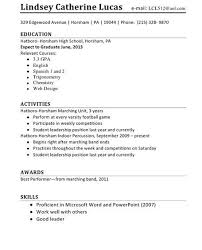 resumes for high students in contests first job resume format http getresumetemplate info 3586 first