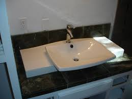 Bathroom Sink Installation Bathroom Remodel In Benecia John Tanner General Contractor