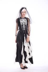 halloween ghost bride costume online get cheap zombie wedding dress aliexpress com alibaba group