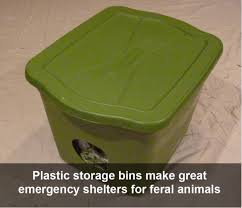 Shelter Wise Creating An Outdoor Emergency Animal Shelter Wise Food Storage Blog